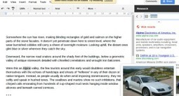 Using the Research Tool in Google Drive - Quick Tip | Elementary Technology Education | Scoop.it