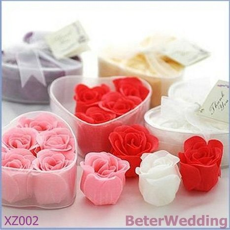 Aliexpress.com : Buy Party gifts wholesale Rose Petals soap XZ002 Round Box Wedding Favors as wedding gifts from Reliable Petals soap suppliers on Your Unique Wedding Favors | Soap Gift Set, Wedding Bubbles | Scoop.it