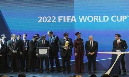 Le Qatar embarrasse la Fifa - Sport 24 | Marketing sportif | Scoop.it