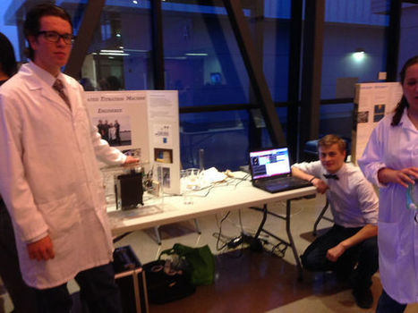 Arduino Based Chemical Titration (aka. The Titration Machine) | Raspberry Pi | Scoop.it