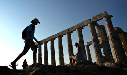 For Tourists, Some Good News With the Bad | travelling 2 Greece | Scoop.it