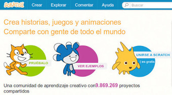 JueduLand Blog: Scratch | Web 2.0 y sus aplicaciones | Scoop.it