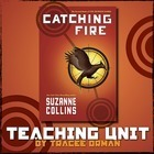 Catching Fire Complete Unit: Questions, Activities, Tests, Vocab - Tracee Orman | Literature ideas for the classroom | Scoop.it