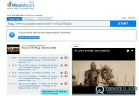 MooMa.sh : un service en ligne pour identifier les musiques des vidéos Youtube | Freewares | Scoop.it