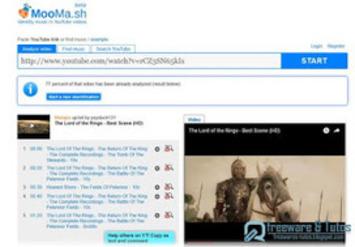 MooMa.sh : un service en ligne pour identifier les musiques des vidéos Youtube | TIC et TICE mais... en français | Scoop.it