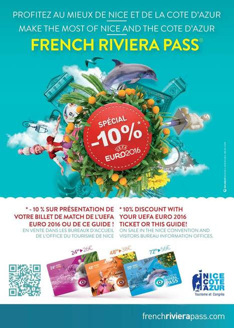 [OFFRE SPECIALE - EURO 2016 ] | Family friendly French Riviera | Scoop.it