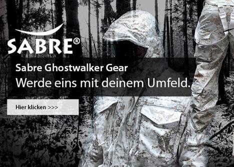Sabre Ghostwalker in PenCott SnowDrift | Popular Airsoft | Airsoft Showoffs | Scoop.it