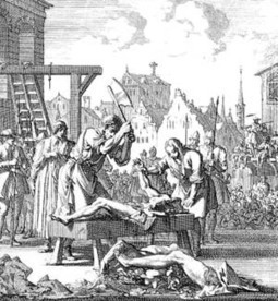 Crime and Punishment in the Middle Ages | Middle Ages | Ancient History | Scoop.it