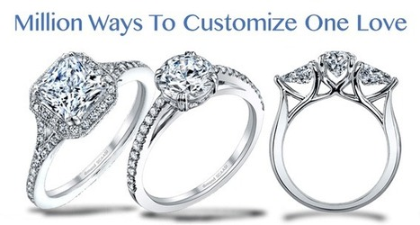 Solitaire Set Engagement Wedding Rings In Chicago | Wedding Rings | Scoop.it