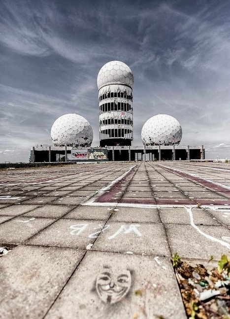 An abandoned NSA spying station in Berlin | Urban Decay Photography | Scoop.it