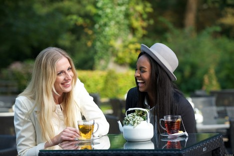 The 5 Stages Of Female Friendship | CultureTraits | Scoop.it