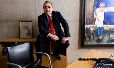 Alex Salmond: 'independence will come on a tide of rising expectations' | SayYes2Scotland | Scoop.it