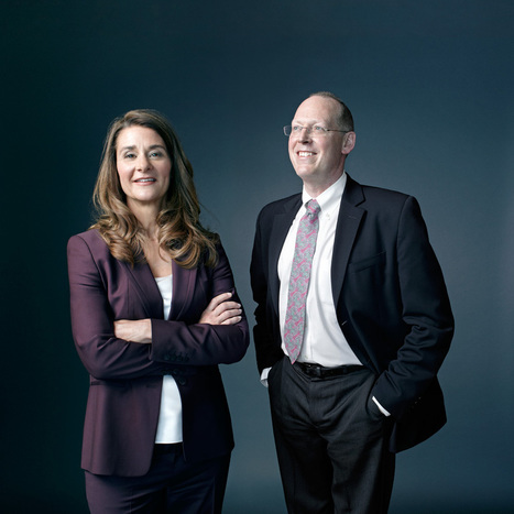 The Human Element: Melinda Gates and Paul Farmer on Designing Global Health - Wired Science | Executive Coaching Growth | Scoop.it