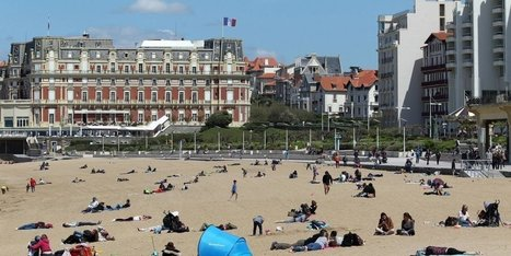 Biarritz : quatre sauvetages sur la plage | Cote-basque way of life | Scoop.it