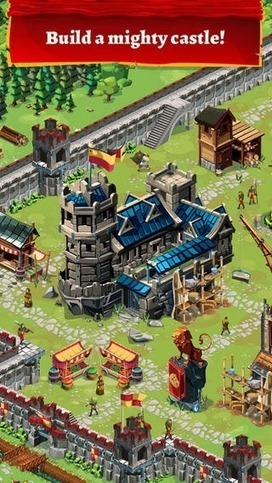 Empire: Four Kingdoms App for iOS & Android | azul | Scoop.it