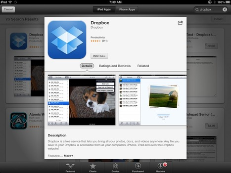 A Guide toDropbox | Student Engagement for Learning | Instruction | Scoop.it