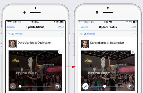 Facebook Now Auto-Enhancing Your Smartphone Photos   xposing world of Photography & Design   Scoop.it