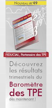 49e Baromètre des TPE (1er trim. 2013) - Portail FIDUCIAL | Small & medium business | Scoop.it