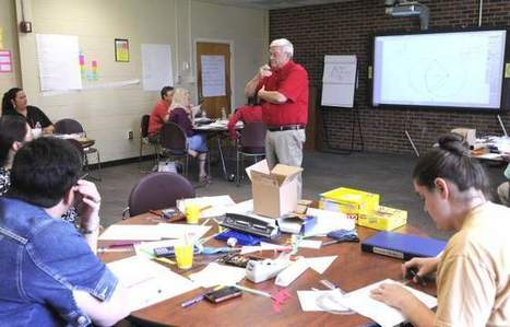 Teachers learn to 'master' math - The Advocate   Middle School Statistics and Probability   Scoop.it