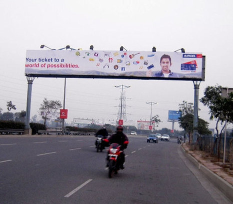 Gantry branding in delhi/ncr | Auto Rickshaw Advertisement Agency | Affortable  SEO Packages in Delhi | Scoop.it