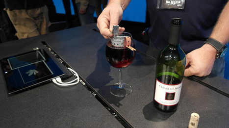 Intel powers a processor using a glass of wine at IDF 2013 - Geek | Terroir Radio | Scoop.it