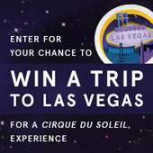 Win a Trip to Las Vegas for a VIP Cirque du Soleil Experience! | VIP DEALS AND DISCOUNTS Worldwide | Scoop.it