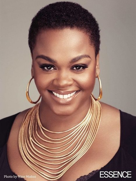 SHE RANG: 15min59sec With Jill Scott On Photoshop, Plus Size Shopping & ZoeSaldana   Share Some Love Today   Scoop.it