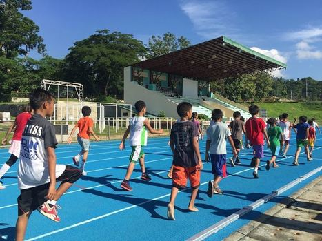 Zamboanga Del Sur Provincial Outreach - Case Study Jean Marie - Pinoyathletics.info | Philippines Track and Field | Scoop.it