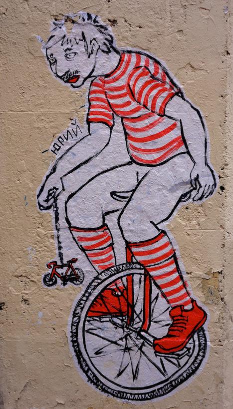 Jérôme Deiss, Paris - HOPNN | Photographies street-art | Scoop.it