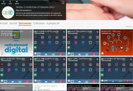 DIGITAL CLASSROOM LËTZEBUERG (DCL) | #Digital4EDUcation #DigitalLuxembourg #DigitalLëtzebuerg #EDUcation #ICT | Luxembourg (Europe) | Scoop.it