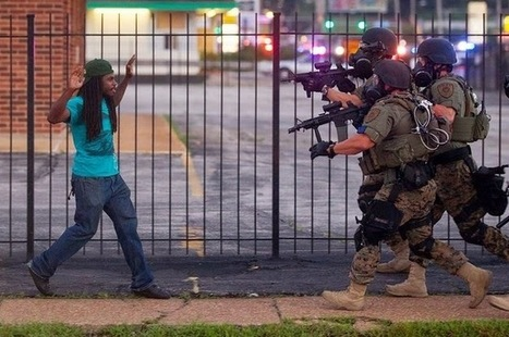 #Ferguson: An American Apartheid | OUR COMMON GROUND  Informed Truth and Resistance | Scoop.it