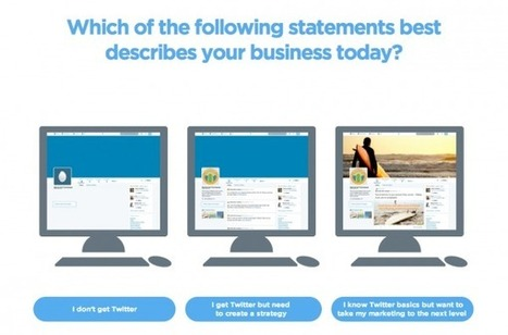 Twitter Launches An Interactive Guide To Help Small Businesses Reach Their Goals - Search Engine Journal | Digital Marketing, Social Media, Mobile, SEO, SMO, ORM | Scoop.it