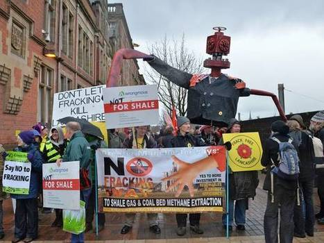 Influential shale gas body 'is packed with pro- #fracking supporters' - The Independent   Messenger for mother Earth   Scoop.it