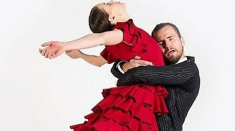 Una Carmen en rojo sobre sueños en blanco y negro. | Terpsicore. Danza. | Scoop.it