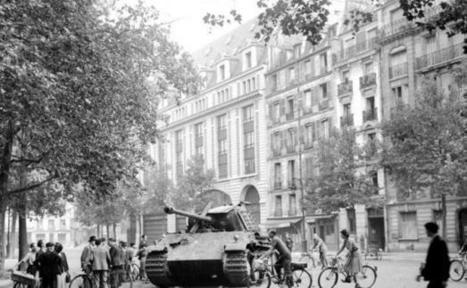 Paris fête les 70 ans de sa libération | Art Danse Théâtre Musique francophone | Scoop.it