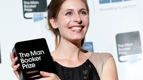 At 28, Writer Is Youngest to Receive Booker Prize | World | Scoop.it