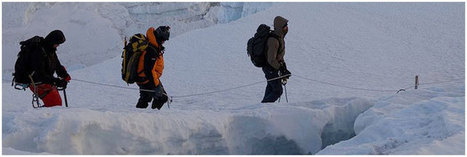 Island Peak Climbing - Imja Tse Mountain Trek - Nepal Himalaya Mountain Climbing | Nepal Tours - Nepal Vacation | Scoop.it