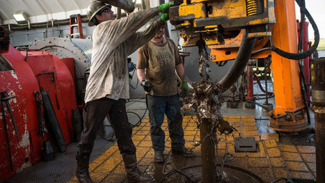 Conflict in Oil Industry, Awash in Crude | Sustainable Futures | Scoop.it