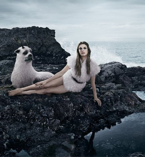 Wonder World Fur par WWF : une ligne de vêtements et d ... - Cosmopolitan.fr | to read | Scoop.it