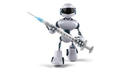 Google et Johnson & Johnson se lancent dans les robots chirurgiens | les tendances du digital dans le domaine de la santé. | Scoop.it