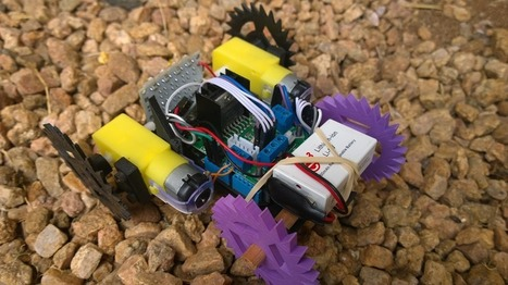 3D Printed Netduino Remote Controlled Car | Open-Making | Scoop.it