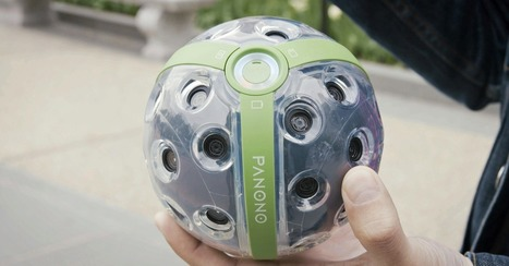 The Panono 360-degree camera: High-res photos for a high price | STEM Connections | Scoop.it