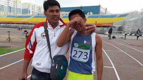 Veruel takes Bronze in 200 at the Children of Asia met Yakutsk - Pinoyathletics.info | Philippines Track and Field | Scoop.it