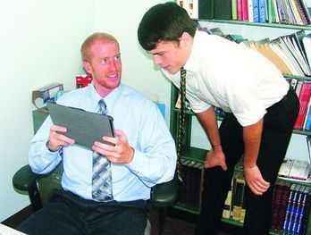 Snow Days Become 'Cyber Days' at BDHS - Wheeling Intelligencer | iPad Apps for Middle School | Scoop.it