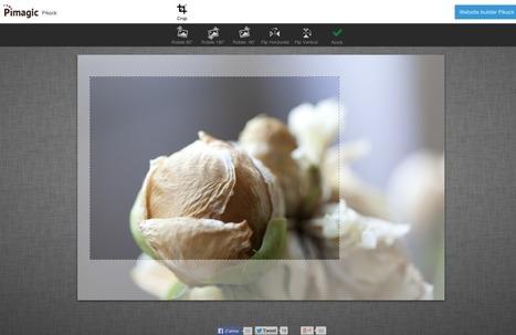 Pimagic, retouche photo en ligne à la porté de tous | Retouches et effets photos en ligne | Scoop.it