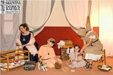 Calendario romano de mujeres - LasProvincias.es. Foto 1 de 12 | Mundo Clásico | Scoop.it