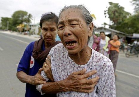 Unruhen in Burma: Buddhisten bedrohen Muslime in Mandalay - SPIEGEL ONLINE | Burma in Transition | Scoop.it