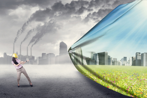 Thanks To The Clean Air Act, We Breathe 3 Million Fewer Tons Of Toxins Each Year | Sustainable Futures | Scoop.it