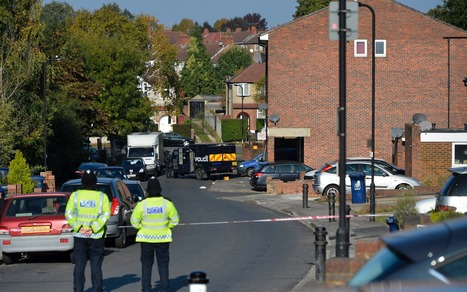 Riot police end Northoltstand-off with man feared to have stockpiled petrol bombs at his home | Policing news | Scoop.it