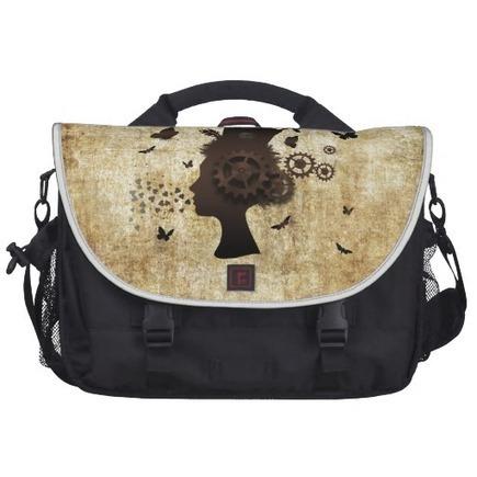 Lady Steam Laptop Commuter Bag | Laptop Bags | Scoop.it